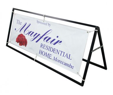 2ft - 61cm Depth Banner Frame