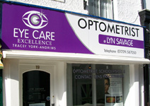 Fascia Sign eye care