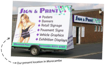 Sign & Print Showroom